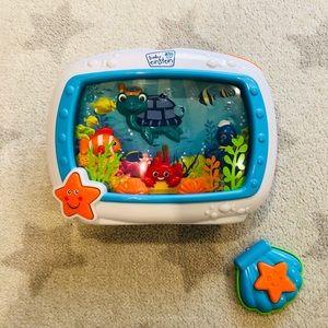 BABY EINSTEIN Musical Crib Toy and Sound Machine